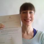 duchess of cambridge letter