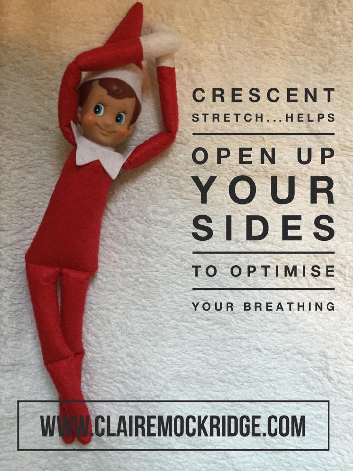 Cresent Stretch