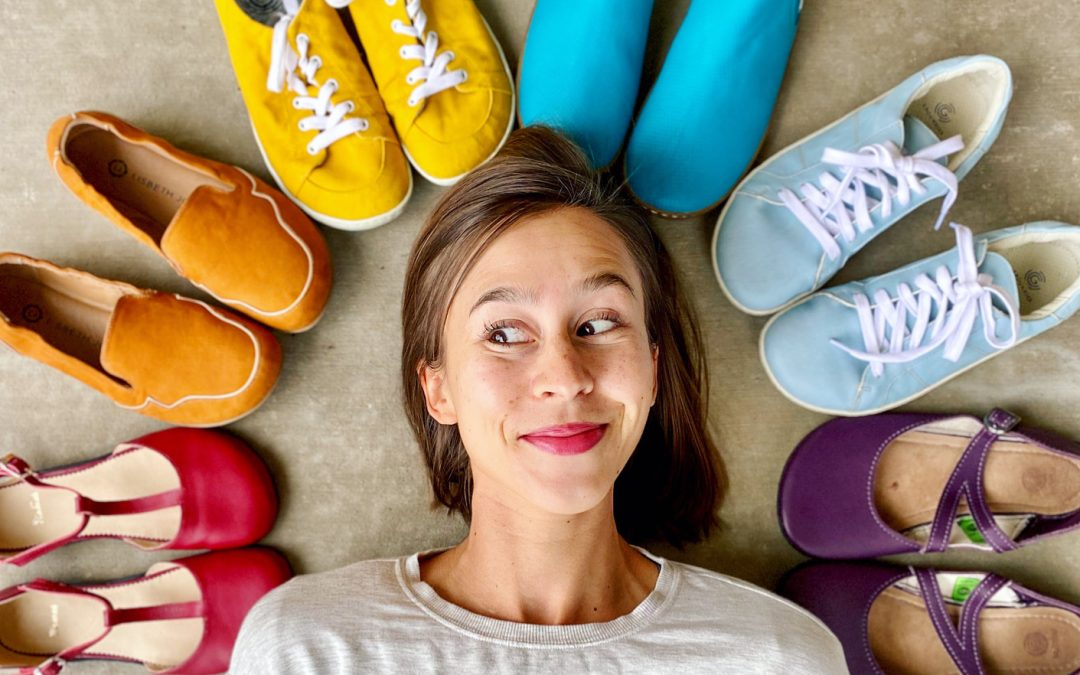 Video: Your 'hard-to-find' barefoot shoe questions answered with Anya Jensen